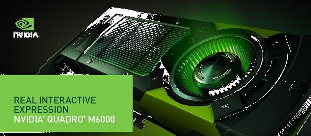 NVIDIA Quadro M6000: the new king of rendering