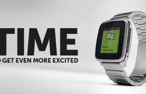 Watches Pebble Time became an absolute champion Crowdfunding