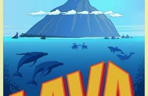 Pixar has used the NVIDIA animation singing volcano