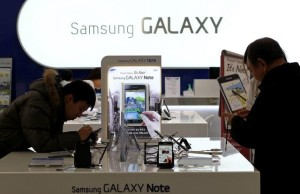 Samsung takes over from Xiaomi model of online sales