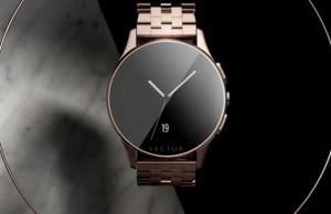 Smartwatches Vector promise 30 days of autonomy