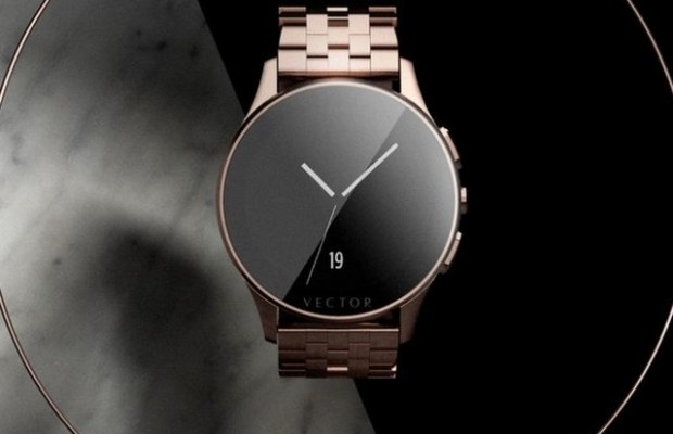 Smartwatches Vector promise 30 days of autonomy