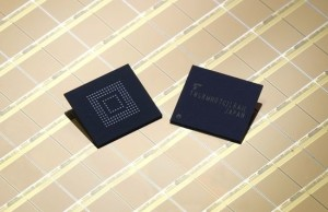 Toshiba announced chips eMMC 5.1 capacity up to 128 GB