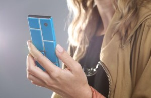 Toshiba is preparing a display unit and a wireless communication module for smartphone Ara