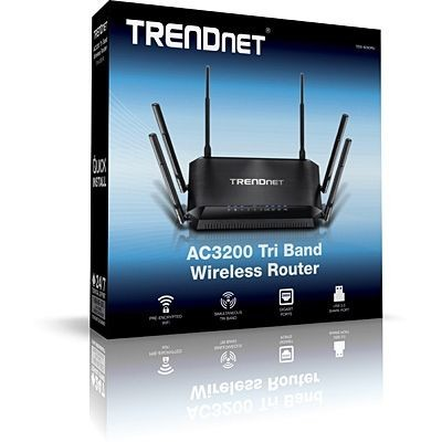 TRENDnet has announced a new router TEW-828DRU