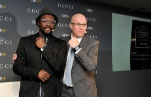 "Will.i.am and Gucci will release a ""smart"" bracelet premium"