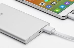 Batteries Xiaomi PowerBank 5000 and 16000 mAh