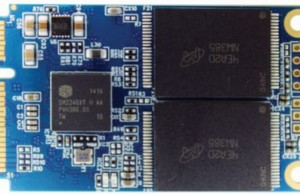 SSD Super Talent mSATA SJ2 designed for compact PCs