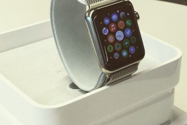 Apple Watch: Network got photos in packaging smartwatches