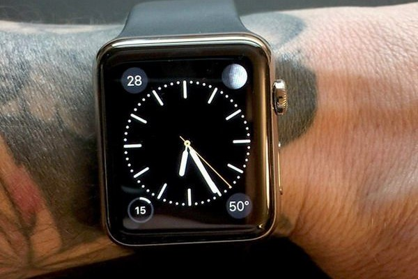 Apple Watch afraid of tattoos