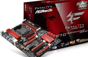 Review and testing of the motherboard ASRock Fatal1ty 970 Performance: forever young AMD Socket AM3 +