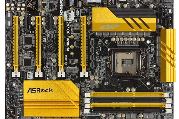 Review Motherboard ASRock Z97 OC Formula