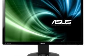 ASUStek Computer announces Full HD-monitors VG248QE-J and VX229HJ