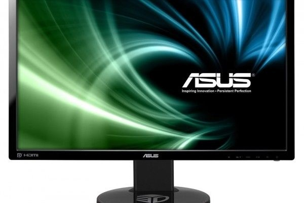 ASUStek Computer announces Full HD-monitors VG248QE-J and VX229HJ