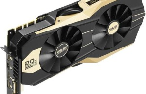Anniversary card Asus GeForce GTX 980 Gold Edition officially announced