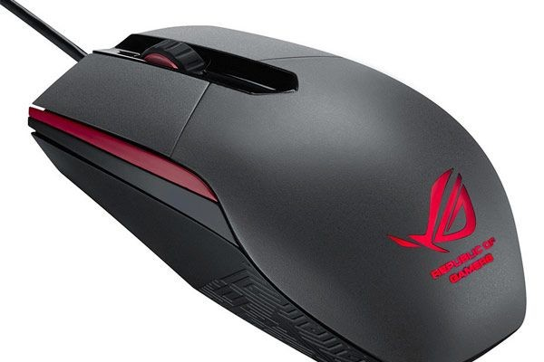 The range of Asus added mouse ROG Sica and mouse pad Whetstone