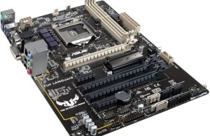 Asus TUF Trooper B85: another protected motherboard