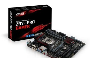 Review and testing motherboard ASUS Z97-Pro Gamer