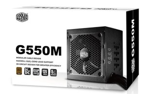 Testing three power supply 550 W: Cooler Master G550M, Cooler Master V550 and Chieftec BPS-550C2