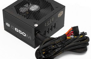 Testing three power supply capacity of 650 watts: Cooler Master G650M, Cooler Master V650 and XFX Pro 650W