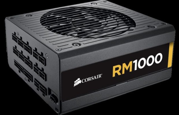 Review PSU Corsair RM1000