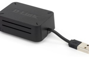 Dual-band router D-Link DIR-516: compact model with support for the new 802.11ac!