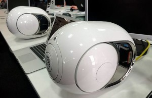 Devialet introduced premium speaker Phantom