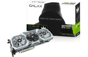 Review and testing Galax GeForce GTX 980 SOC