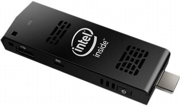 Micro PC Intel Compute Stick is available for pre-order
