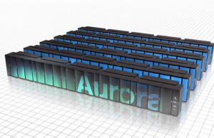 Intel was commissioned to create the world's fastest supercomputer Aurora