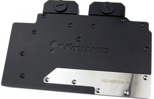 Koolance offers a water block for GeForce GTX Titan X