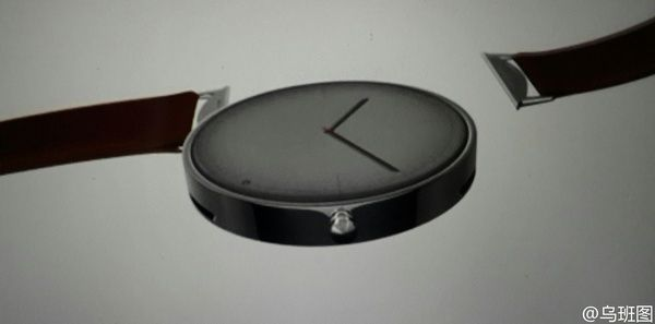Motorola Moto 360 : appeared the first image of new smartwatches