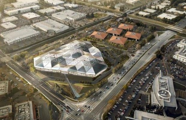 NVIDIA is ready to begin construction of the building of the new headquarters