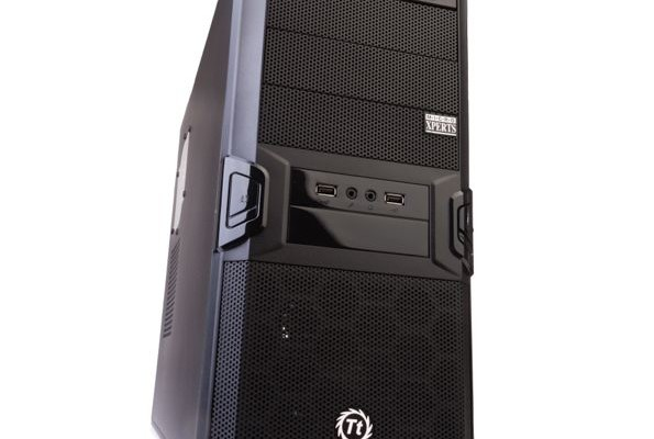 Review Desktop MicroXperts C-215-01: classic desktop processor-based AMD FX-4300 new!