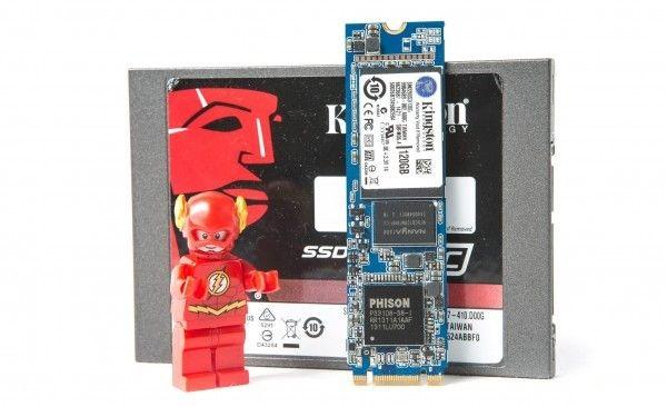 Review Kingston SM2280S3 / 120G