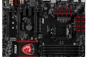 Review motherboard MSI Z97 GAMING 7