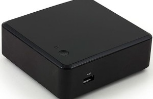Review of mini-PC Intel NUC