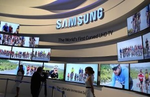 Samsung's revenue falls sixth consecutive quarter