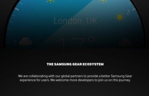 Samsung starts to prepare developers for release round smartwatches