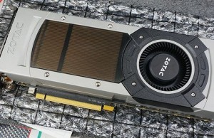"ZOTAC sells in Japan ""server"" version of GeForce GTX 980"