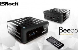 ASRock will introduce mini PC BeeBox on the chip Intel Braswell