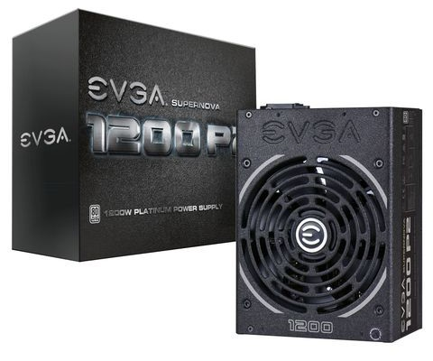 Review EVGA SuperNOVA 1200 P2