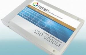 SSD Fixstars SSD-6000M is designed for 6 terabytes of information