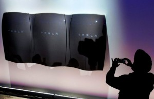 Household batteries Tesla already were in short supply