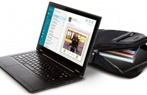 Ultra light laptop Lenovo LaVie Z on sale