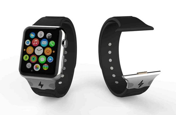 Reserve Strap will charge Apple Watch through Hidden Port